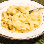 Gluten Free, Lectin Free Pasta Recipe